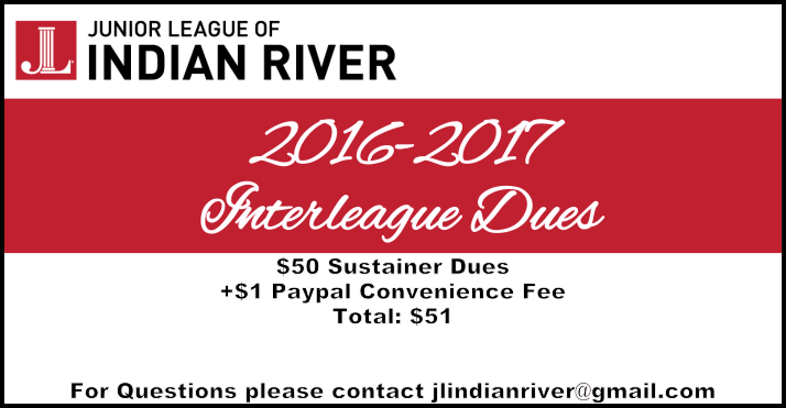 --2016-2017 Interleague Dues