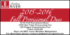 2015-2016 Fall Provisional Dues